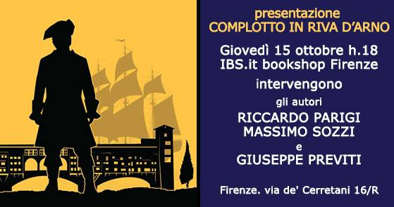 complotto locandina 15-10-2015jpg