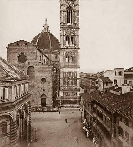 Duomo nel 1874